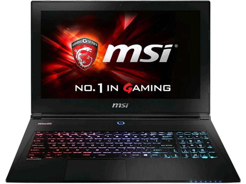 MSI GS60 6QE-054US Ghost Pro 4K