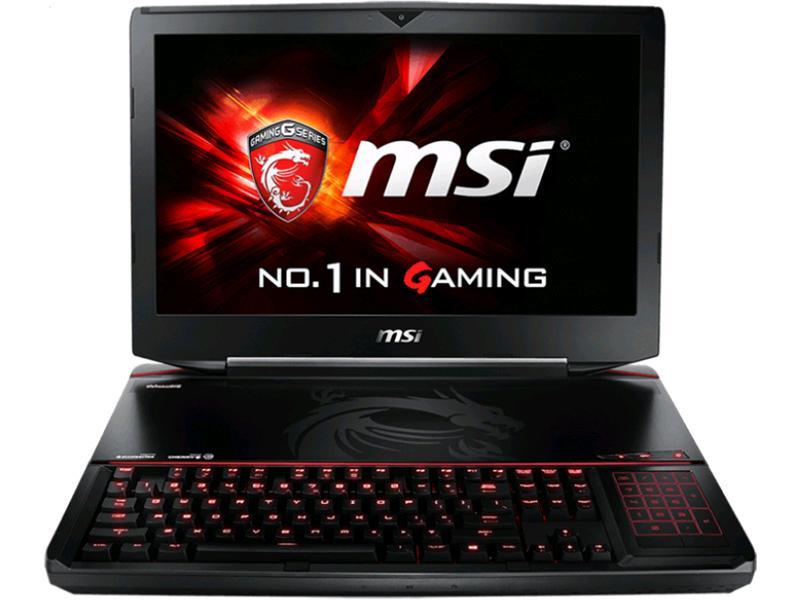 MSI GT80 2QE-260US Titan Pro