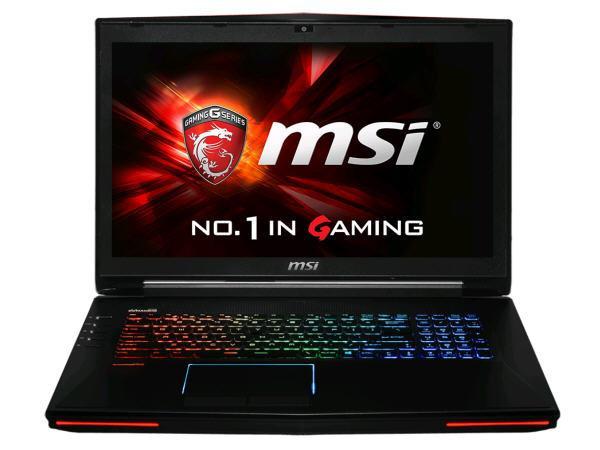 MSI GT72 6QE-033US Dominator Pro G