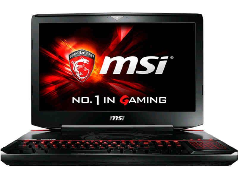 MSI GT80S 6QF-074US