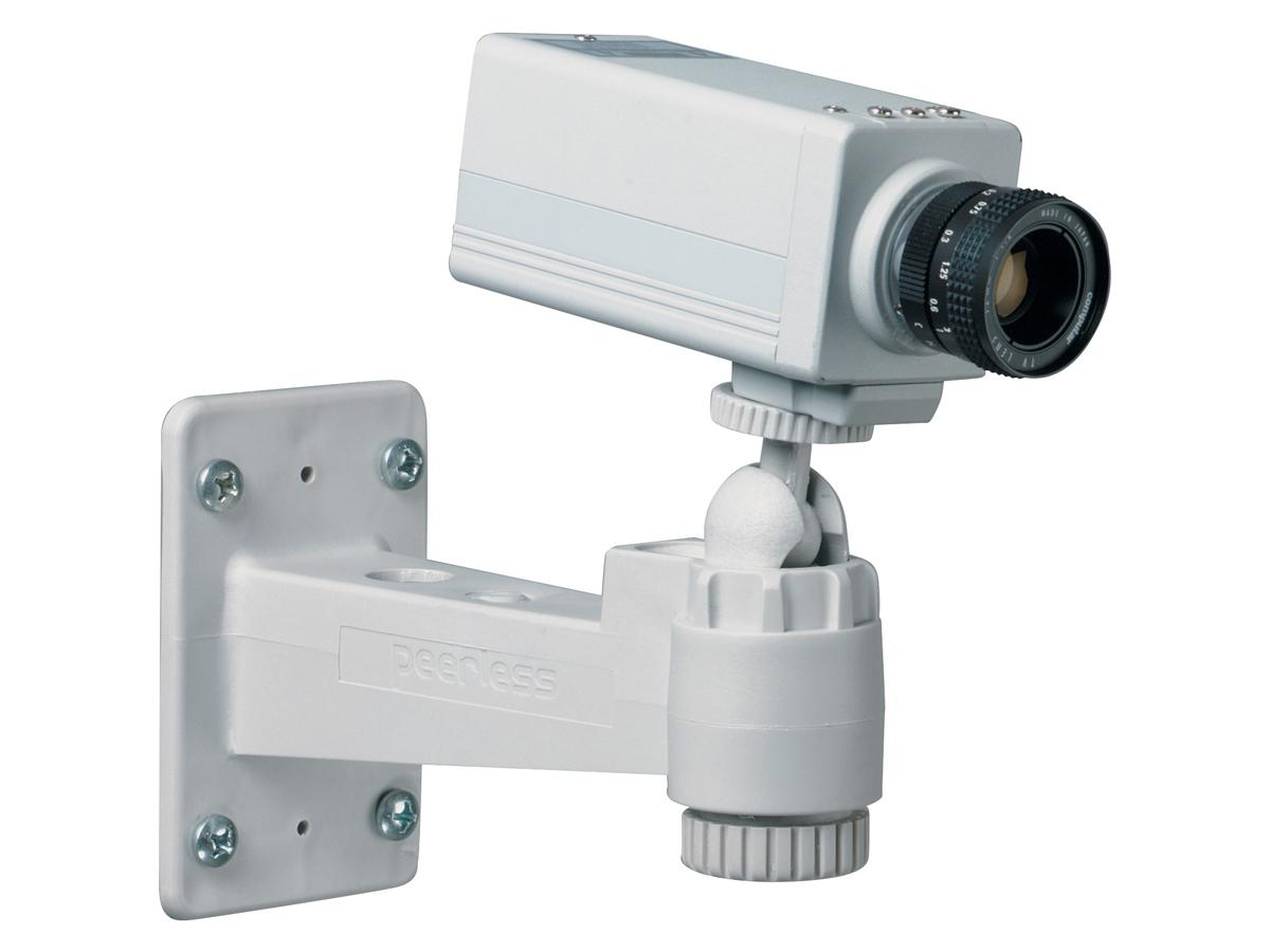 Peerless 7 Security Camera Mount-Gry