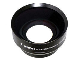 Canon Canon Wd-58H 58Mm 0.7X Wide-Converter Lens W