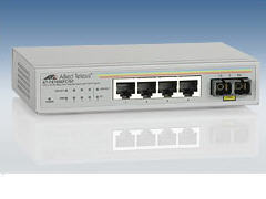 Allied Telesis Switch - 5 - Ethernet;Fast Ethernet